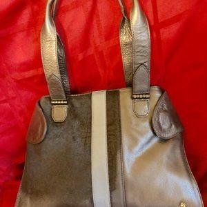 Elliott Lucca  leather bag